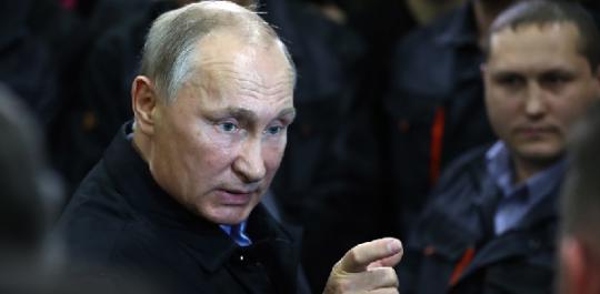 Путин: «Нельзя ничего делать, что препятствует нормальной работе предприятий»