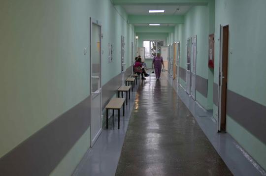 Северная клиническая больница преображается